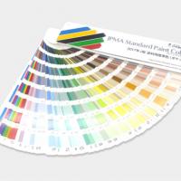 Bảng màu sơn tiêu chuẩn JPMA