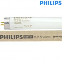 bóng đèn so màu D65 Philips TL-D90 Graphica 36W/965