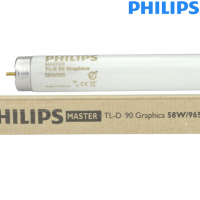 Bóng đèn so màu D65 Philips TL-D90 Graphica-58W/965