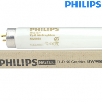 bóng đèn so màu D50 Philips TL-D Graphica 18W/950
