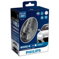 Bóng đèn Philips X-TremeVision LED H7 12985