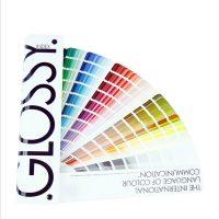 Bảng màu NCS Glossy