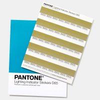 bảng màu Pantone hiển thị ánh sáng D65