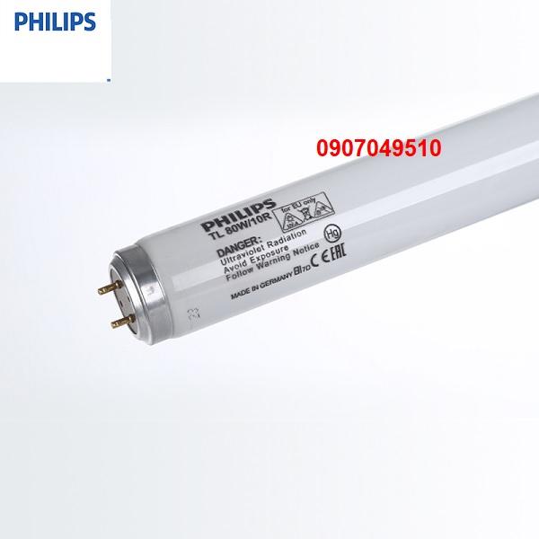 bóng đèn UV in Flexo Philips TL 80W/10R